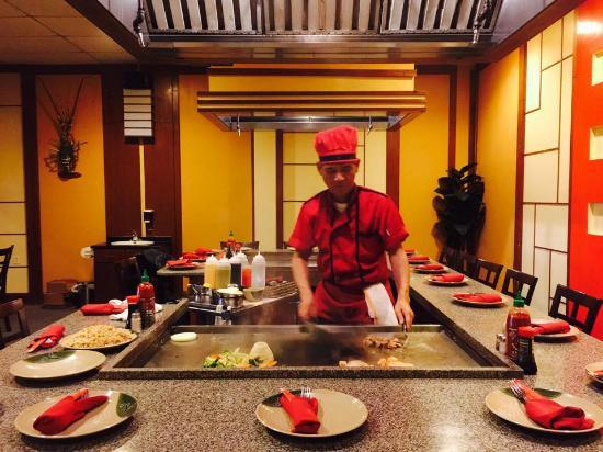 Picture of tony 39 s japanese restaurant eldersburg for Asian cuisine catering