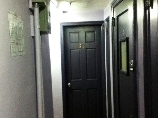 Chelsea International Hostel: G3 257 west 20th Room