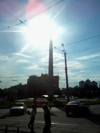 Free Tours Odessa: площадь 10-го апреля г.Одесса