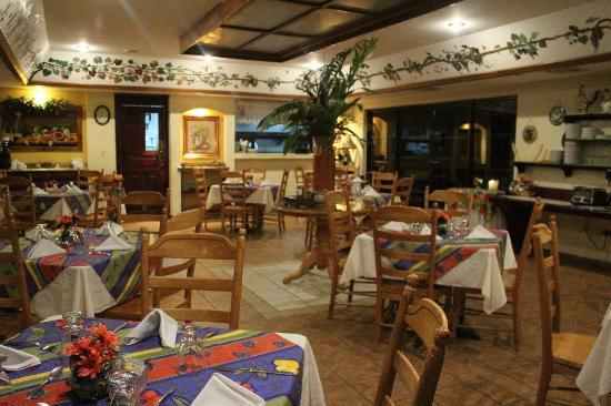 Aparthotel La Cordillera: comedor
