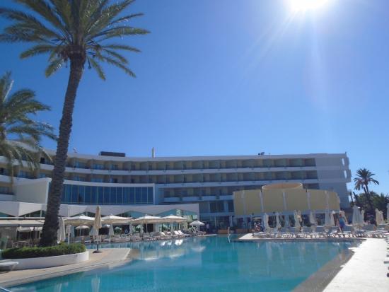 Louis Imperial Beach Hotel Paphos Website