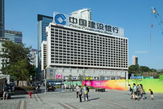 Sheraton Hong Kong Hotel & Towers: Außenansicht