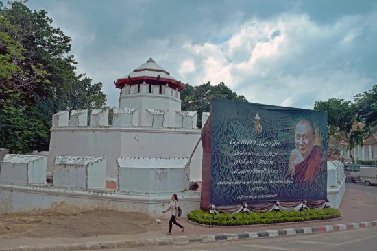 Pom Mahakan - Bild von Mahakan Fort, Bangkok - TripAdvisor