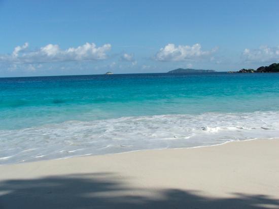 Остров Праслен, Сейшельские острова: ANSE LAZIO