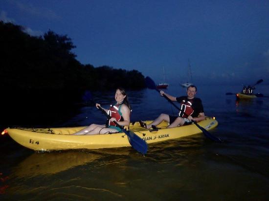 Puerto Rico Bioluminescent Kayak Tour