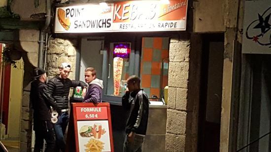 Kebab la Fontaine