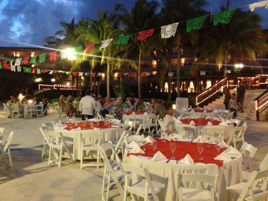 Hacienda Tres Rios: Sunday fiesta