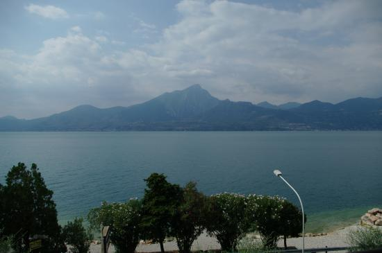 Hotel delle Rose: View from room