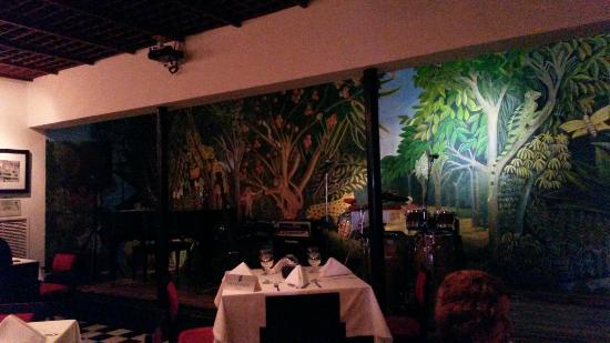 Restaurante la Cueva  Barranquilla