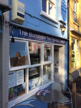 The Burnhams Tea Room and Cafe
