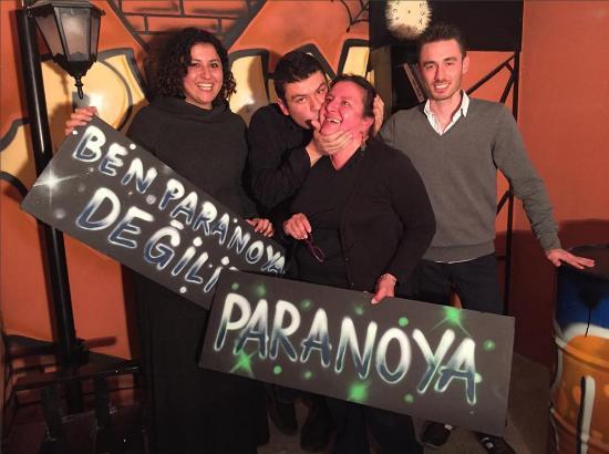 Paranoya Oyunu