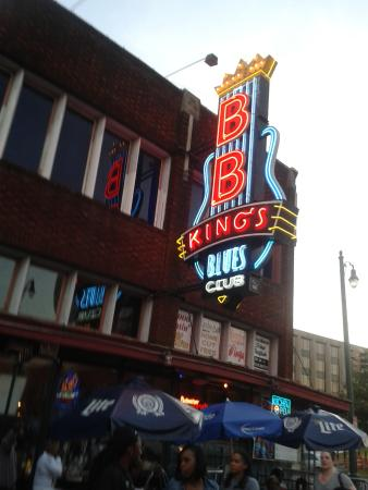 Talbot Heirs Guesthouse: BBks on Beale Street