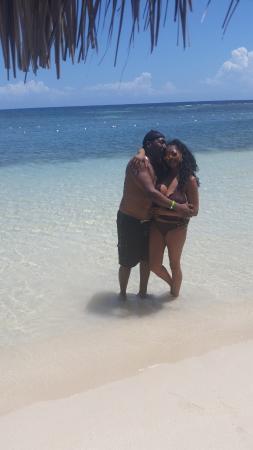 Holiday Inn Resort Montego Bay: He loves me.