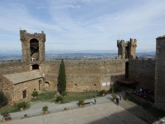 Palazzina Cesira: The Fortress