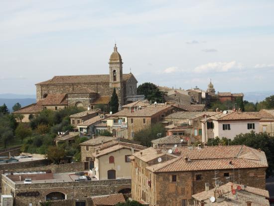 Palazzina Cesira : Montalcino