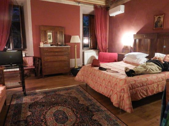 Palazzina Cesira : Our Room
