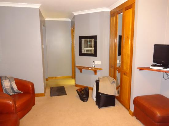 Kilconquhar, UK: our room