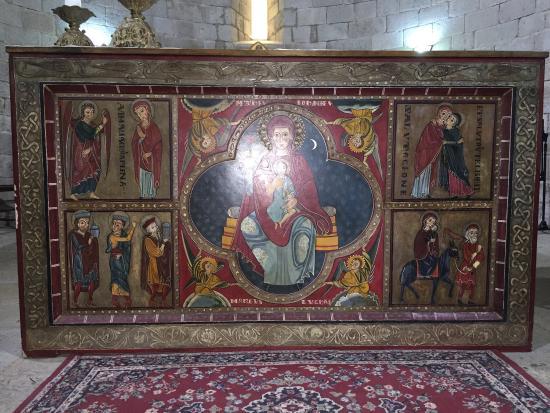 Monestir de Santa Maria de Lluca