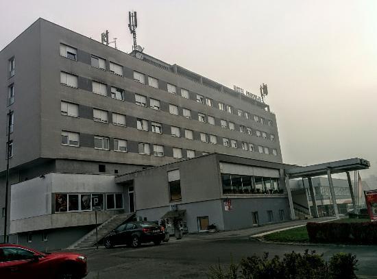 Sisak, Κροατία: Hotel Panonija