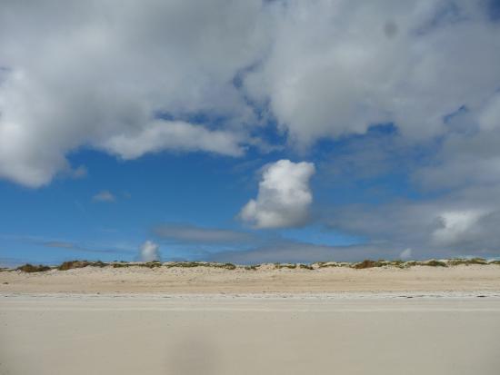 Roundstone, Irlandia: such white sand.