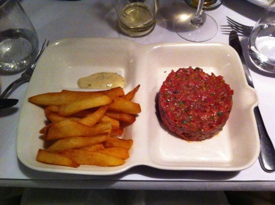 Bizerca Bistro: Chalmar Beef Fillet Tartare