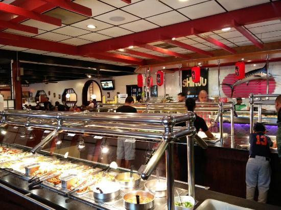 shinju japanese buffet picture of shinju japanese buffet miami rh tripadvisor com japanese buffet miami lakes japanese buffet miami lakes