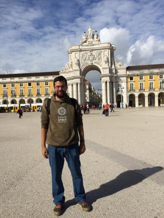 Lisbon Spirit - Walking Tours: The walking tour with Nuno was fantastic. You can tell how much he loves the city and is proud t