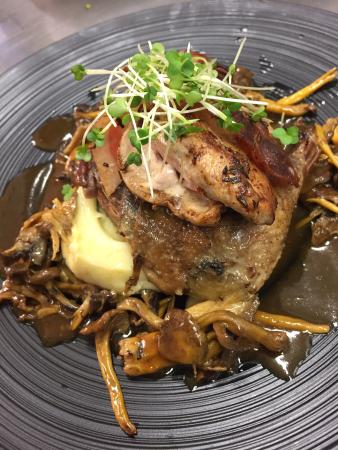 Oranmore, Ireland: Pheasant cooked in two ways