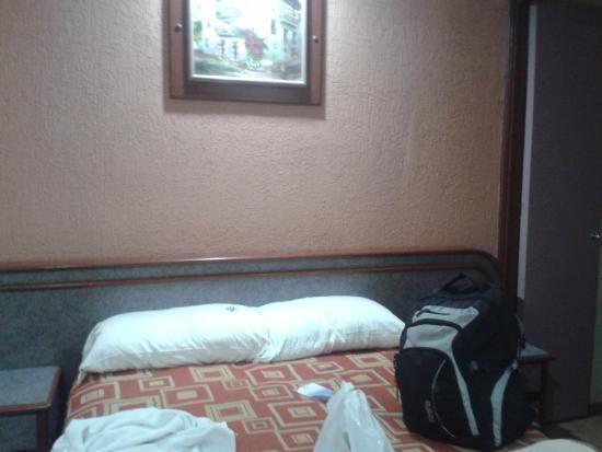 Hotel Azores : Habitación