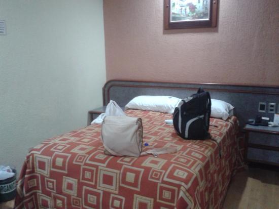 Hotel Azores : Vista de la habitación