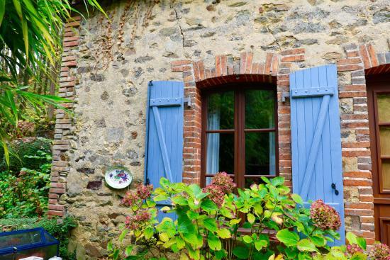 Moulin du David: Room