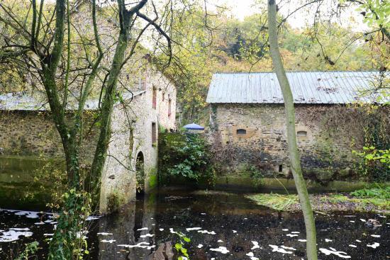 Moulin du David: Watermill