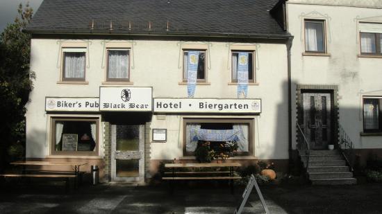 Kempfeld, Allemagne : уютный, семейный отель с баром