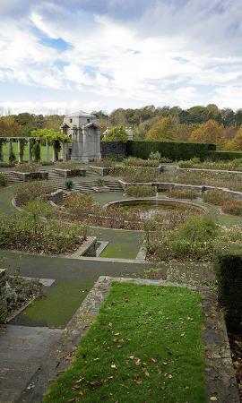 Hidden Dublin Walks & Tours : The WW 1 memorial park on the tour