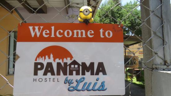 Panama Hostel by Luis: Entrada