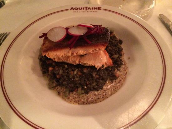 Aquitaine : Atlantic Salmon