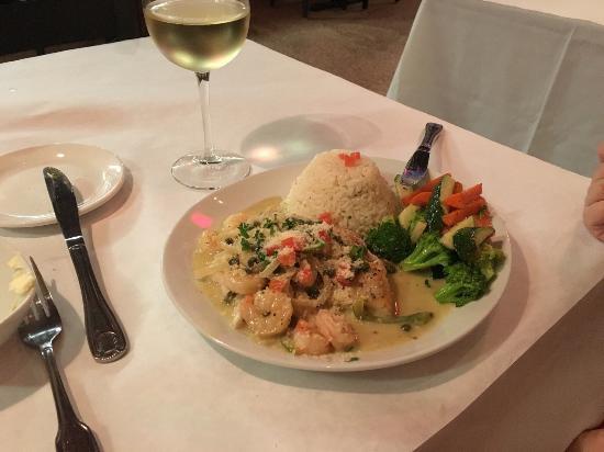 Great dinner!!!