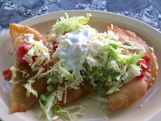 Wauchula, Флорида: Pollo Quesadilla (Chicken) Yum