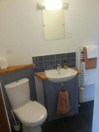 Isle of Jura, UK: bathroom