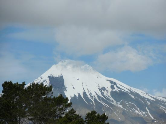 Νέο Πλίμουθ, Νέα Ζηλανδία: Mount Taranaki