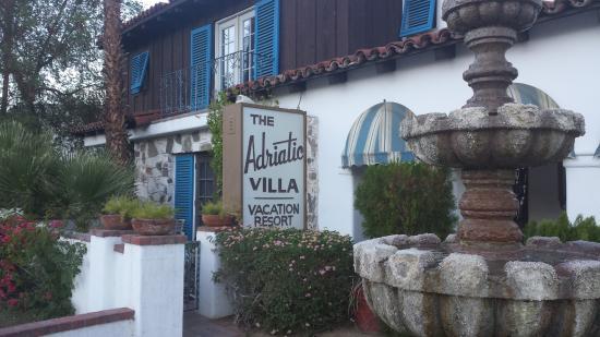 Mediterraneo Resort: Also called Adriatic