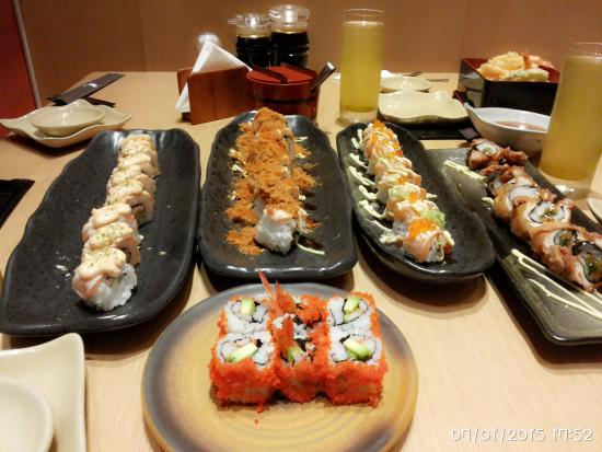 sushi tei Try the salmon sashimi (3 reviews, 33 loved, 12 wants.