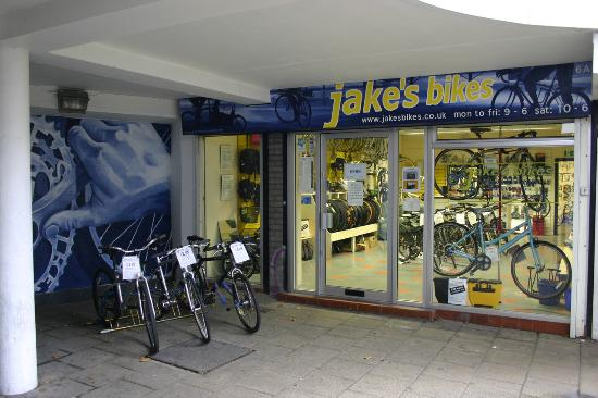 Jake's Bikes cycle hire