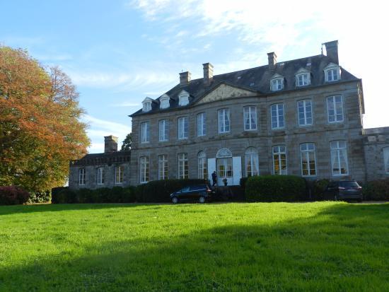 Vergoncey, Frankrig: el castillo
