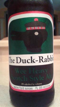A very nice Wee Heavy Scotch Ale