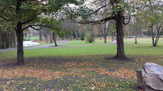 Park Schoonoord: Panorama 2