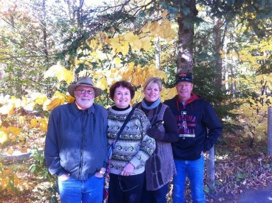 Oli's Trolley - Acadia National Park Tour: Garden in Acadia National Park
