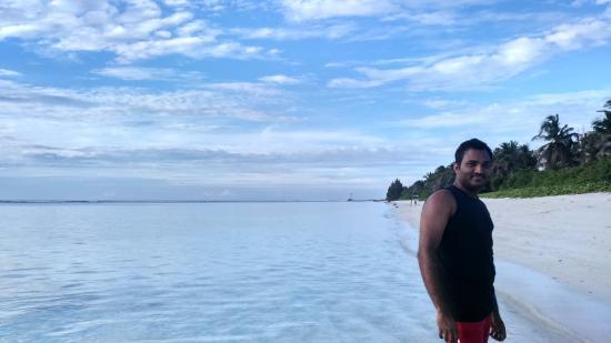 Atolón Kaafu: @Hulhumale Beach