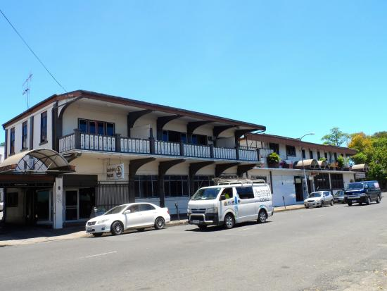 Lautoka Hotel: Outside