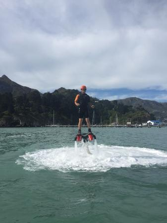 Volo Jetski Adventures: My first steps intro the flyboard sport